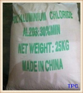 POLY ALUMINIUM CHLORIDE (P.A.C) (LIGHT YELLOW)