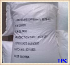 AMMONIUM BICARBONATE (FOOD GRADE)