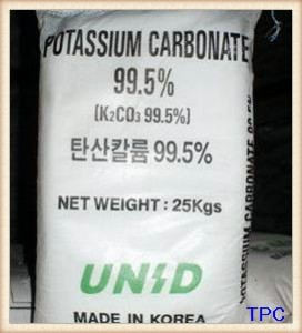 POTASSIUM CARBONATE 99,5%